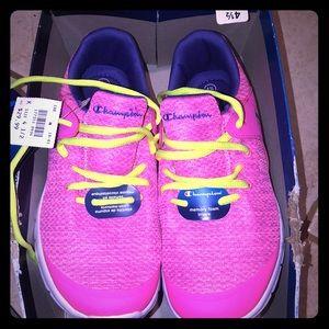 Girls 4.5 sneakers